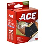 ACE Elbow Support, Neoprene, Adjustable, Moderate Support 1 support