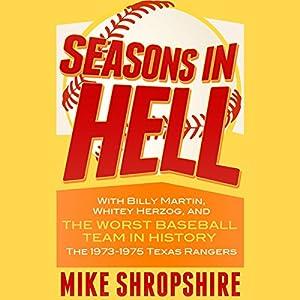 Seasons in Hell Audiobook