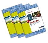 PREISVORTEIL 3er Set ALCLEAR Poliertuch 2SeitenAllrounder Premium ohne