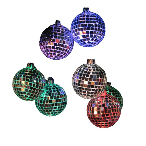 Disco Ball Decor