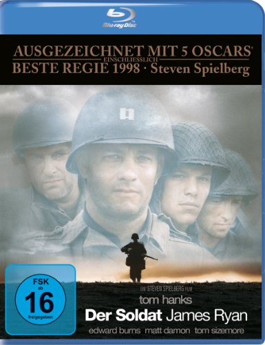 Der Soldat James Ryan [Blu-ray]