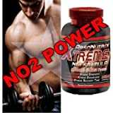 Absonutrix Extreme No2 - 3000mg of No2 Power - 120 Tablets! Xtreme Strength -Xtreme Endurance - Xtreme Recovery Time