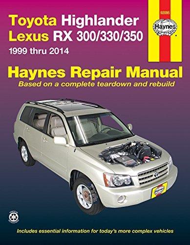 toyota-highlander-lexus-rx300-330-350-automotive-repair-manual-1999-2014-haynes-automotive-repair-ma