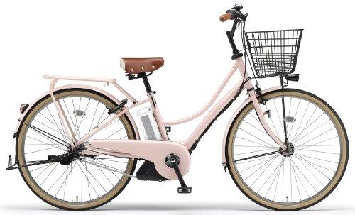 YAMAHA(ヤマハ) PAS Ami 26インチ 電動自転車 2014年モデル [8.7Ahバッテリー、内装3段変速、オートライト機能、急速充電器付き] シェルピンク PM26A