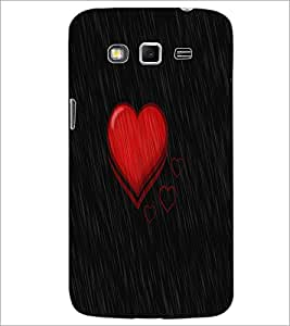 PrintDhaba Heart D-1145 Back Case Cover for SAMSUNG GALAXY GRAND 2 (Multi-Coloured)