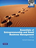 img - for Essentials of Entrepreneurship and Small Business Management book / textbook / text book