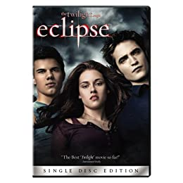 Product Image The Twilight Saga: Eclipse (DVD)