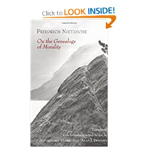 Nietzsche 39s on the genealogy of morals critical essays