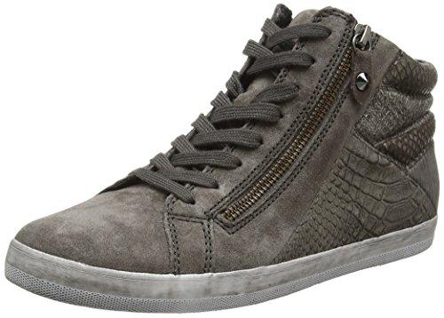 Gabor Shoes Comfort Basic, Stivaletti Donna, Grigio (Elephant (Micro) 31), 40 EU