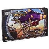 Mega Bloks World of Warcraft Goblin Zeppelin - 318 Pieces!