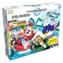 K'Nex 38189 Mario Kart Ice Race Track Set