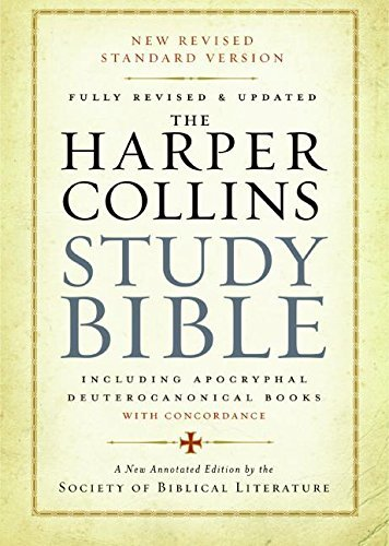 Download HarperCollins Study Bible: Fully Revised & Updated