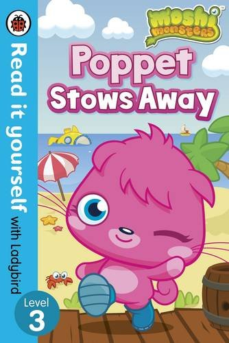 Moshi Monsters: Poppet Stows Away - Read it yourself with Ladybird: Level 3