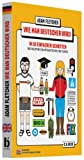 How to be German in 50 easy steps/ Wie man Deutscher wird in 50 einfachen Schritten, Bilingual turn-around book
