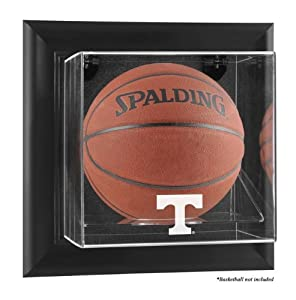 Tennessee Volunteers Framed Wall Logo Basketball Display Case - Mounted Memories... by Sports Memorabilia