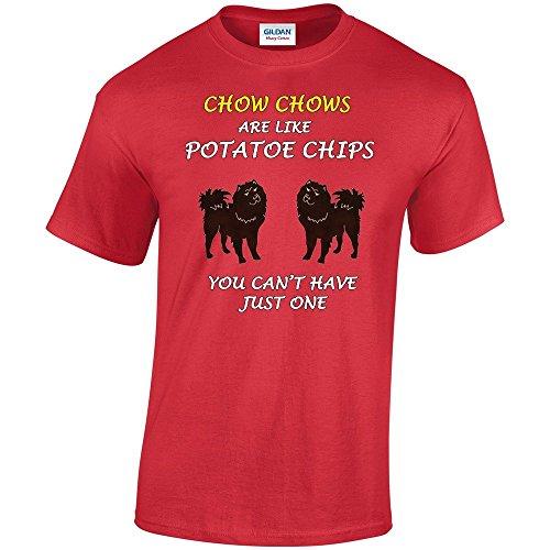 chips-de-perros-son-como-collection-1-gildan-heavy-camiseta-de-algodon-rojo-para-hombre-casual-top-c