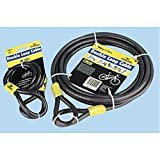 DOUBLE LOOP CABLE - 1.2M Security Locks - DOUBLE LOOP CABLE - 1.2M