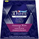 Crest3DWhitWhitestrips with AdvancedSeaTechnology,Glamorous-White (Packaging May Vary) Value Pkg Total of 28 Treatments