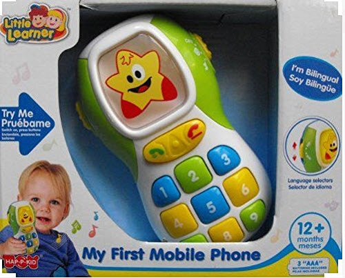 My First Mobile Phone (Bilingual) by Play Right - 1