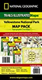 Yellowstone National Park [Map Pack Bundle] (National Geographic Map) (Ti - National Parks)