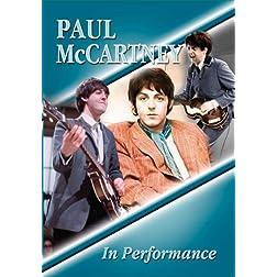 Paul McCartney In Performance