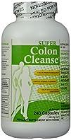 Super Colon Cleanse 500mg 240 capsules