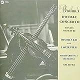 ブラームス:二重協奏曲、ブルッフ:ヴァイオリン協奏曲(SACDハイブリッド)