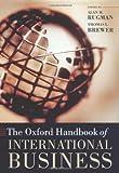 img - for Oxford Handbook of International Business (2001-08-15) book / textbook / text book