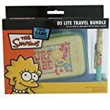 A4T The Simpsons: DSL Travel Bundles - Lisa Simpson (Surf Babe) (Nintendo DS)
