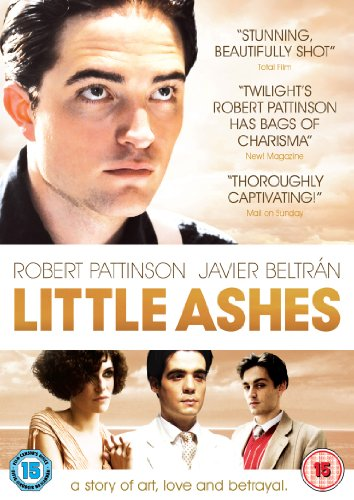 LITTLE ASHES [IMPORT ANGLAIS] (IMPORT) (DVD)