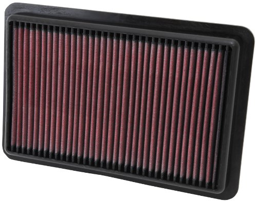 K&N 33-2480 High Performance Replacement Air Filter