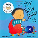 img - for Sign and Sing Along: Itsy Bitsy Spider book / textbook / text book