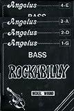 アンジェラス ロカビリーバス弦 Set ランキングお取り寄せ