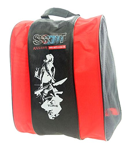 Ice-Skate-Backpack-Skate-Carry-Bag-de-cireur-Sac-Skate-Lame-15