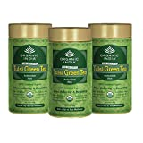 Organic India Tulsi Green - 100g Tin (Set Of 3)