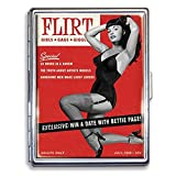 Retro-a-go-go! Bettie Page Flirt Wallet Case