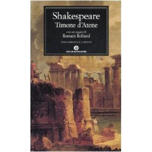 William Shakespeare - Timone d'Atene (Originale) - William Shakespeare