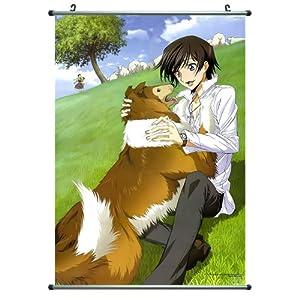 Code Geass 22x31 Anime ArtPrint Scroll Poster 249C