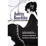Aubrey Beardsley, V&A Exhibition Poster (V&A Custom Print)