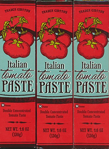 Trader Joe's Italian Tomato Paste (Pack of 3) (Canned Italian Tomatoes compare prices)