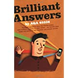Brilliant Answersby AQA 63336