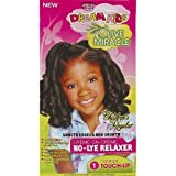 African Pride Dream Kids No-Lye Regular Relaxer Touch Up Kit by African Pride