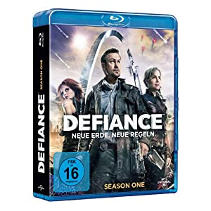 Defiance-1.Staffel [Blu-ray] [Import allemand]