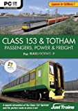 Class 153 and Totham - Passengers Power and Freight - Add on for Railworks2 (PC CD-ROM)