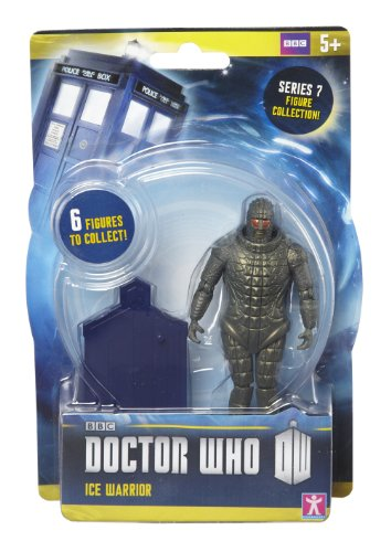 Doctor Who 3.75 Ice Warrior Action Figure - 1