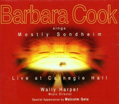 Barbara Cook Sings Mostly Sondheim (Live at Carnegie Hall 2001)