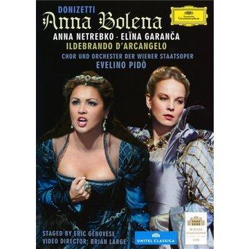 Anna bolena( netrebko/garança) - DONIZETTI -  DVD