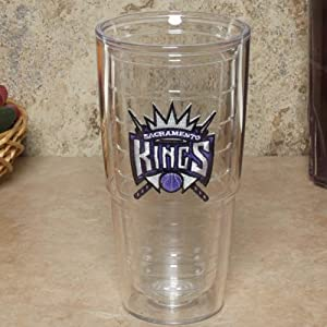 NBA Tervis Tumbler Sacramento Kings 24oz. Team Logo Tall Tumbler Cup