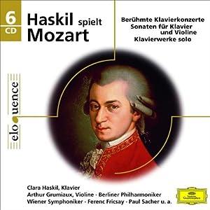 Mozart:Piano Concertos Sonatas