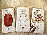 【ピープルツリー】フェアトレードチョコレート100g×全3種類セット/オリジナルドリップコーヒー1個付き